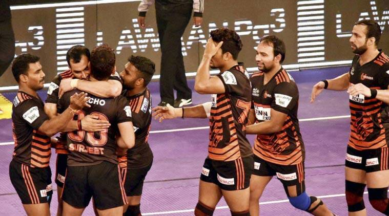 Pro Kabaddi League, U Mumba vs Bengaluru Bulls, Bengaluru Bulls vs U Mumba, PKL Season 4, Pro Kabaddi League Season 4, Sports