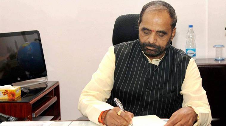 hansraj ahir, terrorists infiltrated, infiltration, rajya sabha, parliament winter session, kashmir news, india pakistan relations, china border, india border, india pak border, hansraj ahir pakistan, mos Home on pakistan, india news, indian express news