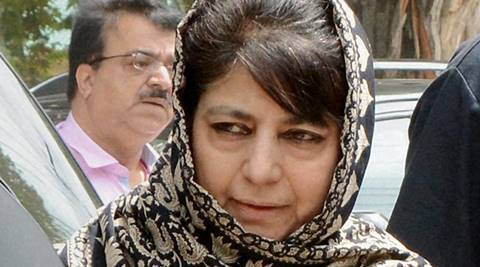Mehbooba, Kashmir, Mehbooba Kashmir, Kashmir Mehbooba, Kashmir valley, Mehbooba Mufti, Mufti, Burhan Wani, news, Kashmir news, latest news, India news, national news, Mohammad Sayeed, India Pakistan, Pakistan India, Kashmir India, Kashmir Pakistan