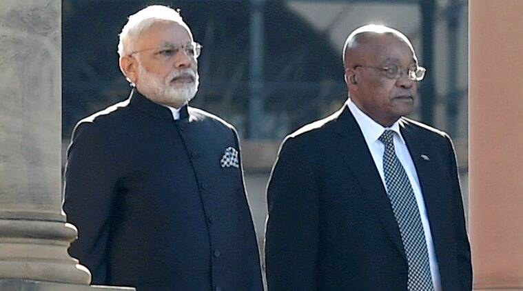 Modi visit, India South Africa, South Africa India, Modi visit South Africa, NSG India SOuth Africa, Modi visit Africa, Modi South Africa, South Africa Modi,India SOuth Africa defence, news, latest news, India news, South Africa news, world news, latest news, international news, national news, Modi India south africa defence, south africa india defence, BRICS, IBSA, UN, modi south africa india defence,Nuclear SuppliersGroup, Modi Africa tour