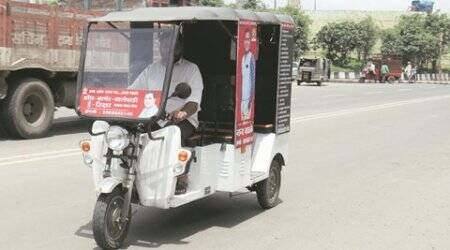 Green drive: Pune finds smart solutions with e-rickshaws