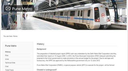 Pune Metro route requires ASI approval, no-objection from CentralRailway