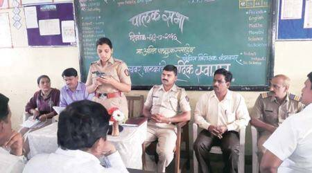 pune, pune police, pune police awreness drive, school student suicide, student suicide, pune student suicide awareness programme, pune police suicide awareness drive school, pune news, india news, latest news