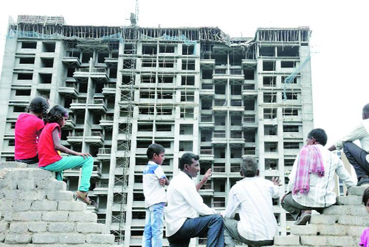 pune, pune construction, pune disaster, pune construction disaster, balewadi disaster, pune dead, pune killed, pune news, india news