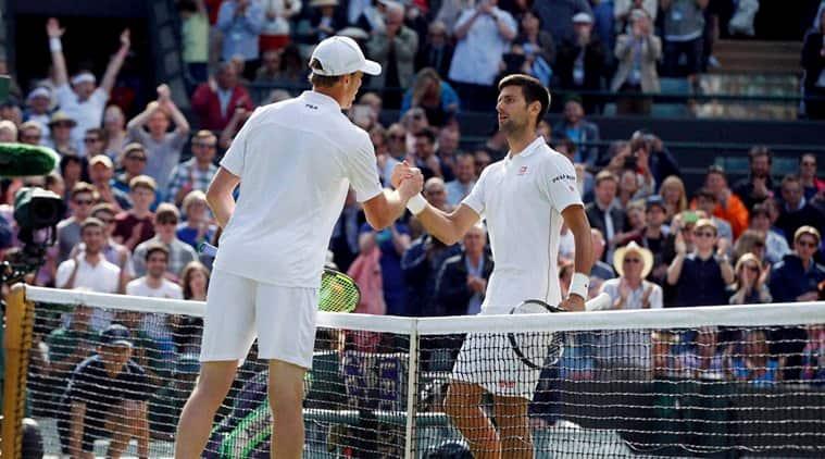 Wimbledon upsets, Wimbledon mens singles upsets, Wimbledon tennis, Wimbledon Novak Djokovic, Novak Djokovic Sam Querrey, Sam Querrey, Wimbledon shockers, Wimbledon shock results, Rafa Nadal Wimbledon, Rafa Nadal Wimbledon upsets, tennis