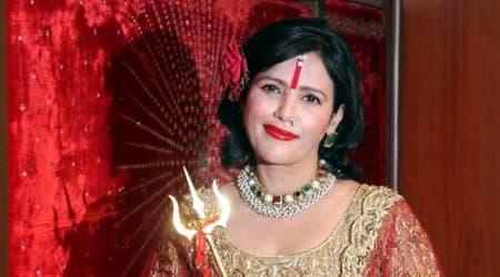 Radhe maa, Case against Radhe Maa