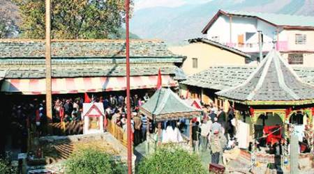 Ludhiana: Crowns, jewels stolen from Kali temple