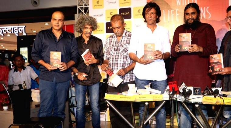 Raj Supe, Raj Supe books, Raj Supe When Life Turns Turtle:Journey of a Bollywood Tramp, Raj Supe book launch, Ashutosh Gowariker, Ashutosh Gowariker upcoming movies, Kay Kay Menon, Kay Kay Menon upcoming movies, Raj Supe latest news, Ashutosh Gowariker latest news, Kay Kay Menon latest news, entertainmnet news