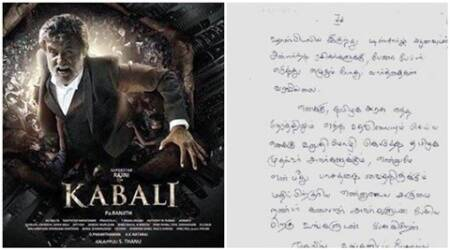 After Kabali, Rajinikanth writes open letter to fans and reveals why he went to US