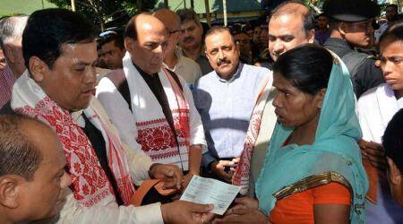 Assam NRC: Bonafide Indians will get opportunities to prove citizenship, says Rajnath Singh