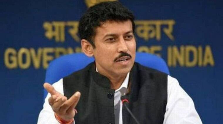 WADA must decide who should test cricketers, asserts Sports Minister Rajyavardhan Singh Rathore
