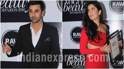 How Ranbir Kapoor, Katrina Kaif avoided each other at a Bollywood award nite