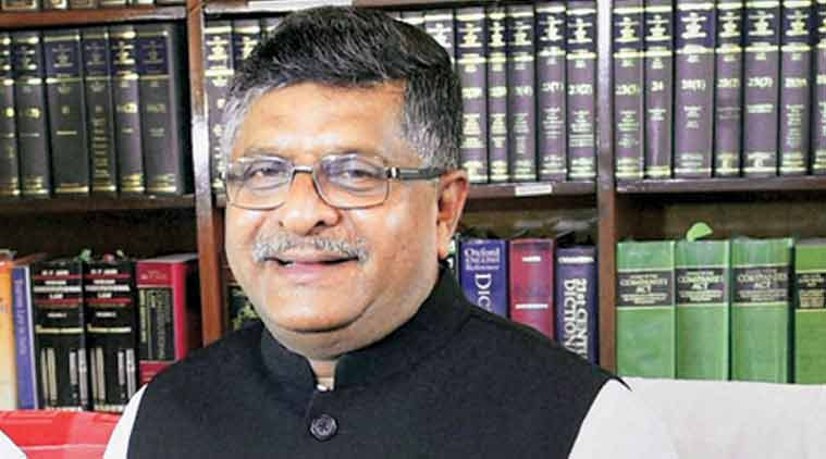 Ravi Shanka Prasad, Digital India, Internet Governance and Cyber Security, CyFy 2016, Minister for Information Technology, digital governance, digital payment banks, India news, latest news, Indian express