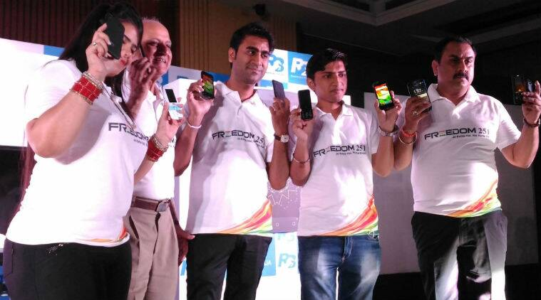 Freedom 251, Ringing Bells, Mohit Goel, Mohit Goel detained, Freedom 251 Ringing Bells, Freedom TV, Freedom 9900 TV, cheap LED tv, chepeast LED TV india, india, Ringing Bells Freedom 9900, Ringing Bells TV, buy tv, technology, technology news