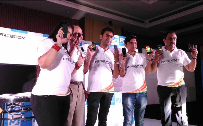 Ringing Bells, Freedom TV, Freedom LED TV, Ringing Bells Freedom 251, Freedom 251, Freedom 251 deliveries, Freedom 251 smartphone