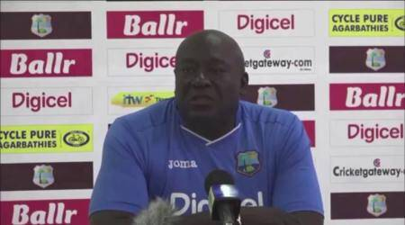 Roddy Estwick, Roddy Estwick West Indies, Roddy Estwick west indies bowling coach, Roddy Estwick bowling coach, Estwick WI, India vs West Indies, IND vs WI, WI vs IND, Cricket, cricket news, sports