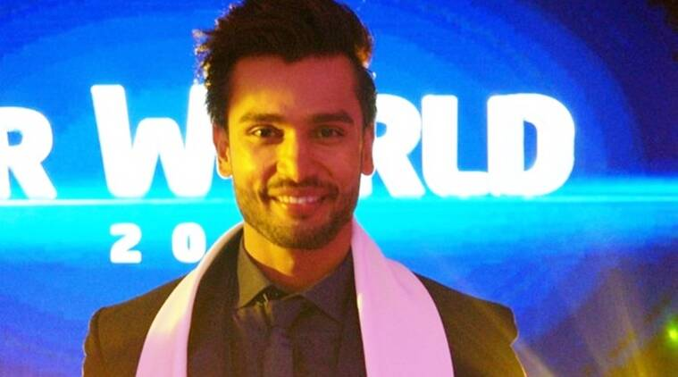 Khandelwal was also given special football and circuit training to increase his endurance and perform the various physical challenges at the pageant. (Source: Mrworld.tv)