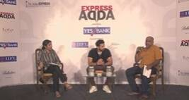 Express Adda With Rohit Sharma