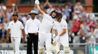 England vs Pakistan: Alastair Cook leads from the front, Joe Root follows suit