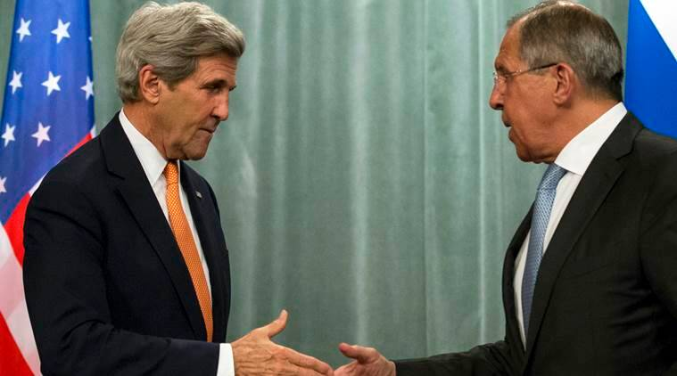 John Kerry, Sergei Lavrov, US, Russia, US Russia, US RUssia Syria, al Qaeda, Nusra Front, news, latest news, world news, Russia news, US news, Syria news, international news, Democratic National Committee, Wikileaks, US presidential election, Cyber security, Hillary Clinton