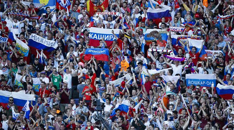Russia, Russia Fans, Euro 2016 Russia Fans, Russia Fan tickets, Ticket price, FIFA, FIFA Russia, FIFA Russia fans tickets rpice, Football
