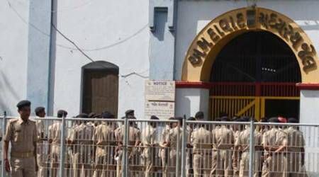 Undertrial jumps off 20-ft high Sabarmati Central Jail, escapes