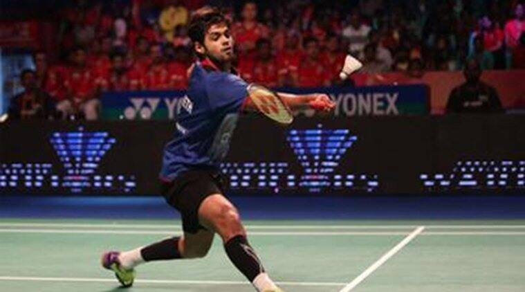 B Sai Praneeth, Badminton Association of India, BAI, Thailand Open Grand Prix, Hemanta Biswa Sarma