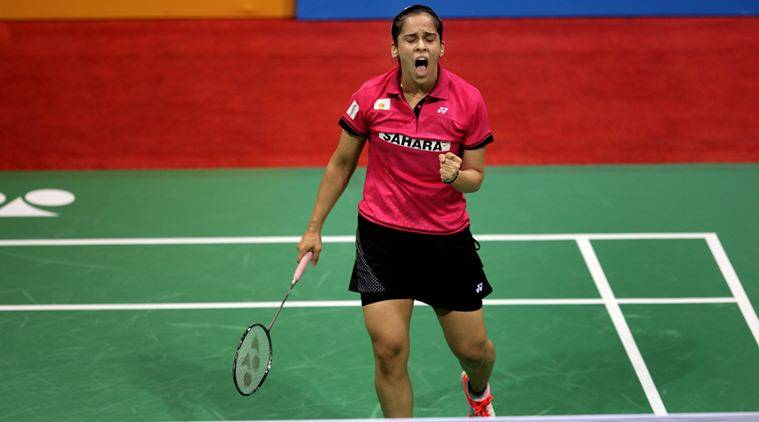 Image result for 3 Saina Nehwal-------->RANK 7th(Women's Single)