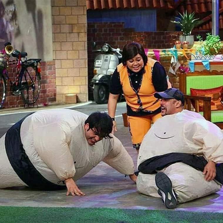 Salman Khan, Sultan, Kapil Sharma, Kapil Sharma Show, Krushna Abhishek,  Comedy