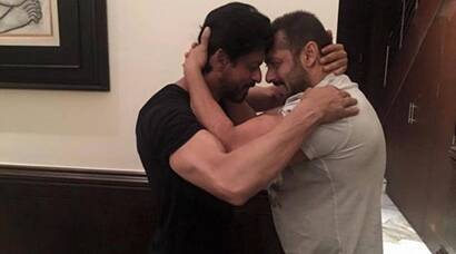 Salman Khan and Shah Rukh Khan's friendship, in pics