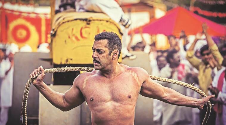 sultan, salman khan, sultan box office, Sultan Box office collections, Sultan movie box office collections, ali abbas zafar, sultan release, sultan story, Sultan Rs 200 crore, sultan star cast, anushka sharma, salman khan character, sultan salman khan, aditya chopra, sushil kumar, olympics, yrf movies, salman khan movies, sultan songs, jag ghoomiya, indian express talk