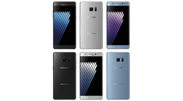 Samsung Galaxy Note 7 is likely to feature a dual edge display and iris scanner (Source: Evan Blass/Twitter)