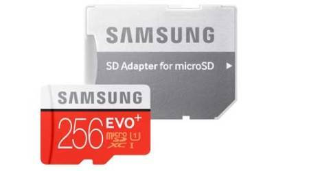 Samsung EVO Plus 256GB MicroSD, Samsung EVO Plus, Samsung EVO Plus price, Samsung EVO microSD price, Samsung microSD features, Samsung EVO Plus 256GB MicroSD Flipkart, technology, technology news