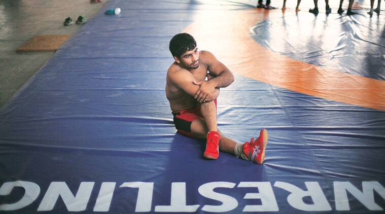 Sandeep Tomar, Sandeep Tomar profile, Who is sandeep tomar, sandeep tomar weight category, sandeep tomar wrestling, wrestling india rio olympics, wrestling rio olympics, sandeep tomar olympics