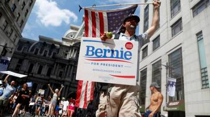 US elections: Sanders loyalists bash Hillary Clinton nomination, clash with police