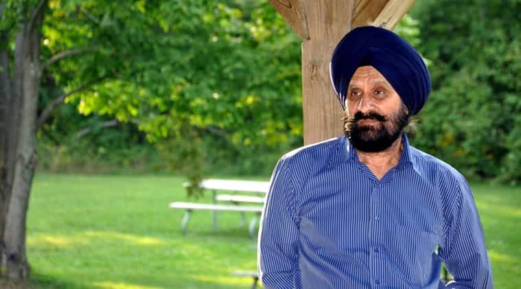 Waryam Singh Sandhu.