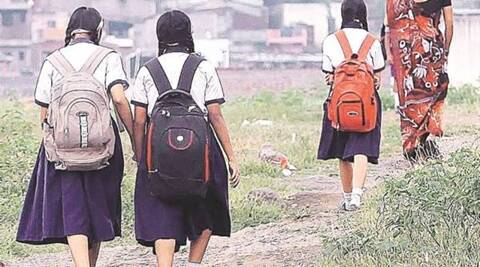 mumbai, mumbai schools, bandra school, school bandra, municipal school bandra, bmc, condition of municipal schools, indian express news, mumbai news