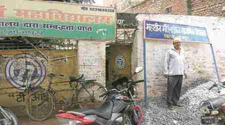 School scam: 'Building just to show a school exists here,' says local residents of Shivpur