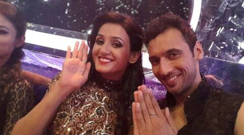 Shakti Mohan, Punit Pathak get together for a dance  performance