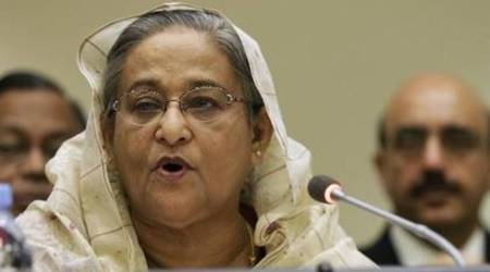 bangladesh, bangladesh PM, sheikh hasina, bangladesh PM sheikh hasina, india bangladesh ties, india bangladesh bilateral ties, indian express, india news, latest news