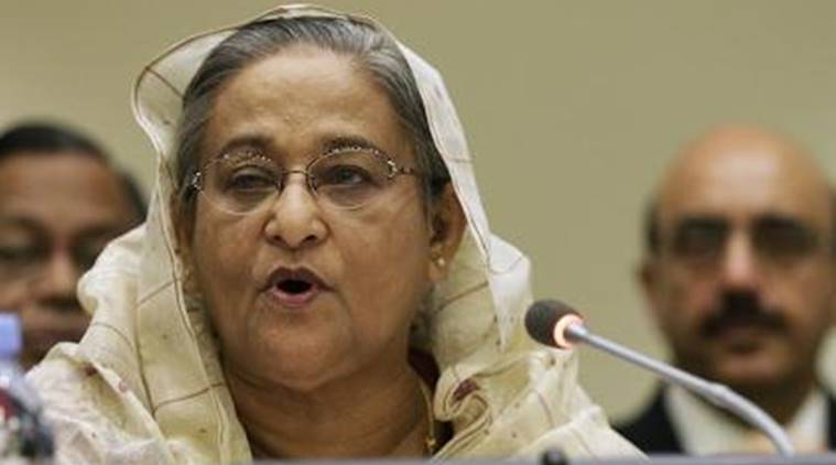 Bangladesh, sheikh hasina, violence against hindus, attack, communal attacks, bangladesh communal attacks, world news, indian express