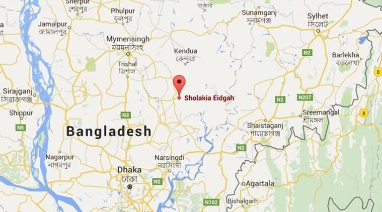 bangladesh, bangladesh eid blast, bangladesh blast, kishoregang eid blast, bangladesh attack, sholakia eidgah, Eid al fitr, eid blast, eid blast bangladesh, kishoreganj blast, bagladesh kishoreganj blast, bangladsh eid congregation blast, live updates, breaking news, ISIS