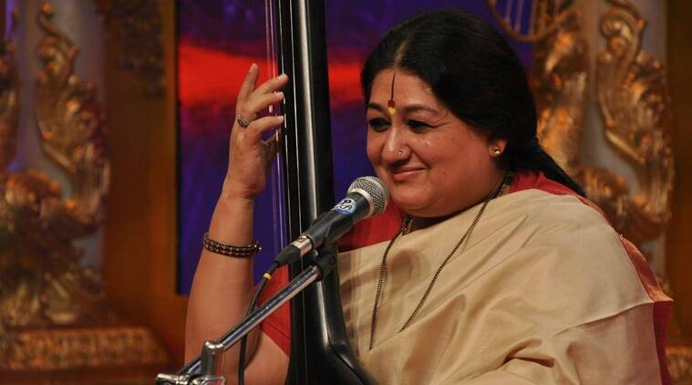 Shubha Mudgal, Shubha Mudgal songs, Shubha Mudgal new single, Shubha Mudgal Mizmaar, Shubha Mudgal new song, Shubha Mudgal latest song, Jogi song, Entertainment