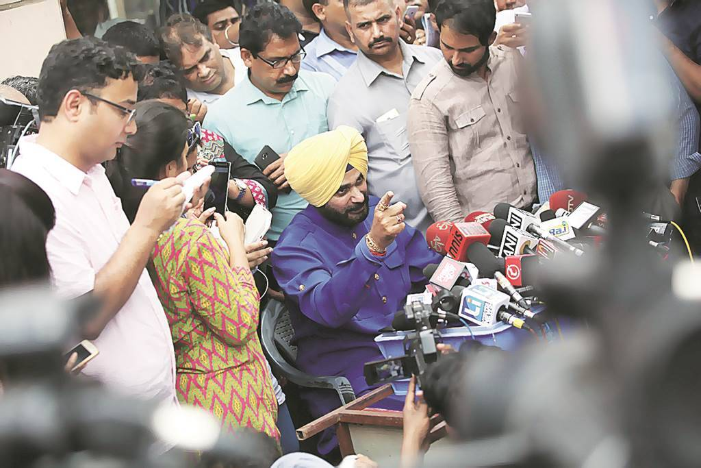 Navjot Singh Sidhu, Sidhu Punjab, Navjot Singh Sidhu Punjab, Navjot Singh Sidhu BJP, Sidhu, Sidhu BJP, Sidhu AAP, Amarinder Singh, news, Punjab news, national news, India news, latest news