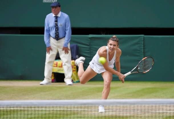 Simona Halep, Halep, Simona Halep Wimbledon, Wimbledon 2016, Tennis