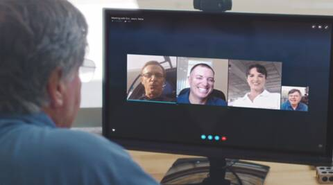 Microsoft, Skype meetings, skype conference, video conferencing, free video conferencing, free skype conference, skype meetings features, skype meetings availability, office 365 subscription, technology news, technology