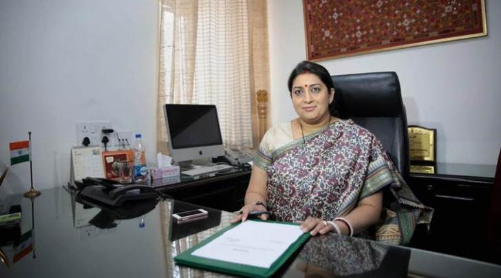 Smriti irani, smriti irani dake degree, smriti irani education, smriti irani education documents, election commission delhi, latest news, indian express, india news