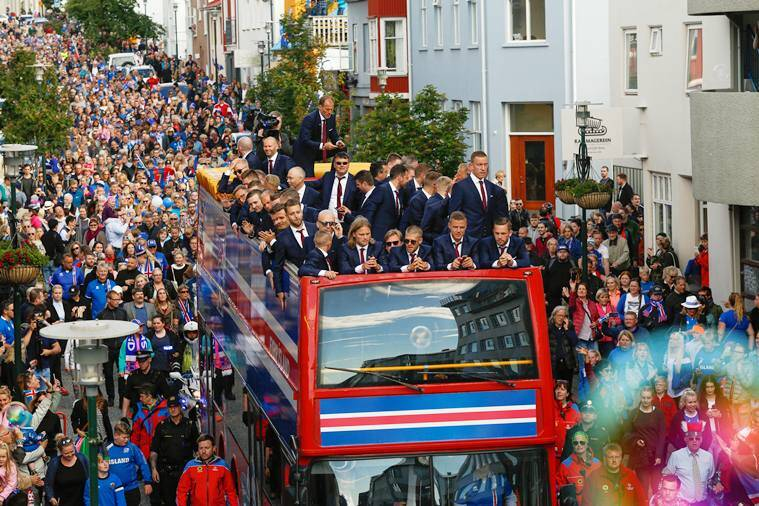 Iceland, Iceland Euro Cup 2016, Iceland Eurom Iceland vs France, FRA vs ICE, ice vs Fra, Iceland quarter finals, Iceland England, Iceland players, Iceland welcome, Iceland fans, Iceland guard of Honour, Euro 2016 scores, Euro 2016 fixture, Euro 2016 semi finals, football, Sports news