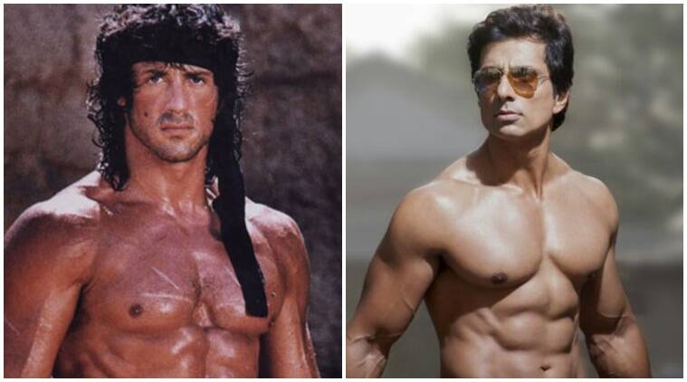 I Want To Be Fit Like Sylvester Stallone Sonu Sood The