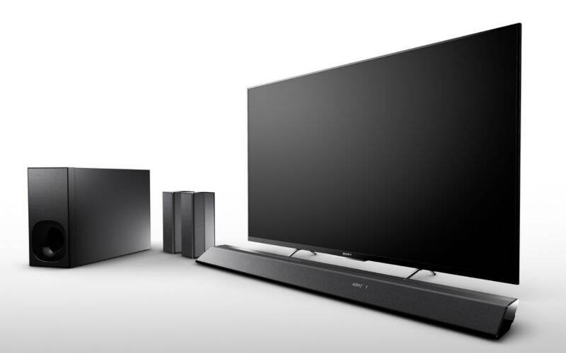 Sony claims that their new home theater systems will change the way you enjoy audio